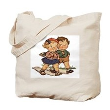 Kids Walking Tote Bag