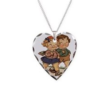 Kids Walking Necklace