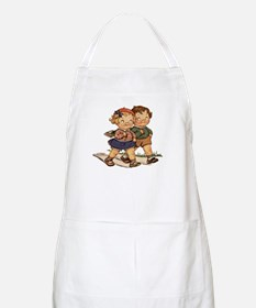 Kids Walking Apron