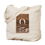 1883 Almanac Cover Tote Bag