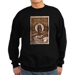 1883 Almanac Cover Sweatshirt (dark)