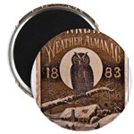 1883 Almanac Cover Magnet