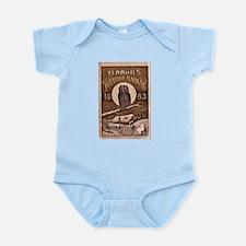 1883 Almanac Cover Infant Bodysuit