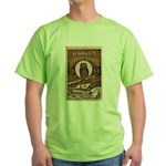 1883 Almanac Cover Green T-Shirt