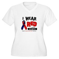 I wear red for my daughter T-Shirt
