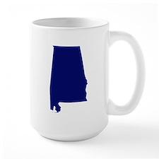 Alabama - Blue Mug