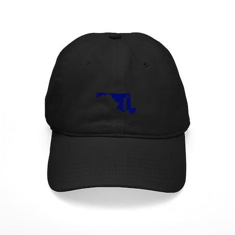 Maryland - Blue Black Cap