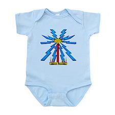 TESLA COIL -SOLO Infant Bodysuit