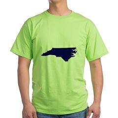 North Carolina - Blue T-Shirt