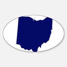 Ohio - Blue Decal