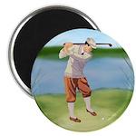 Vintage golfer 2.25