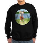 Vintage golfer Sweatshirt (dark)