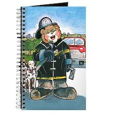 Firefighter, Female - Journal