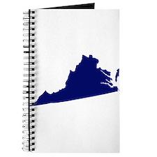 Virginia - Blue Journal