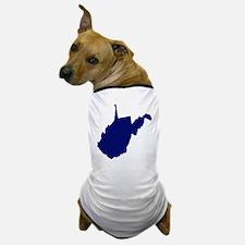 West Virginia - Blue Dog T-Shirt