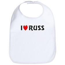 I Love Russ Bib