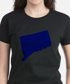 Connecticut - Blue Tee