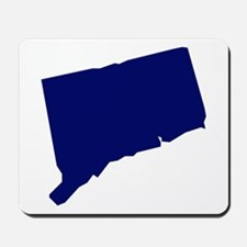 Connecticut - Blue Mousepad