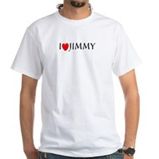 I Love Jimmy Shirt