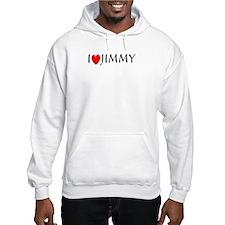 I Love Jimmy Hoodie