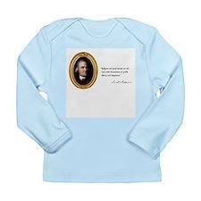 Samuel Adams Long Sleeve Infant T-Shirt