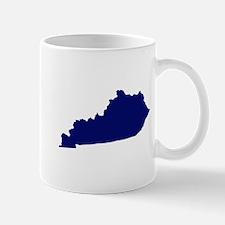 Kentucky - Blue Mug