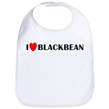 Cute Blackbean Bib