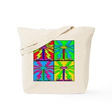 TESLADELIC #69 Tote Bag