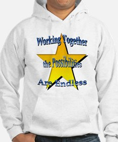Possibilities Are Endless Hoodie