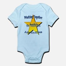 Possibilities Are Endless Infant Bodysuit