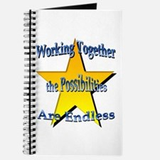 Possibilities Are Endless Journal