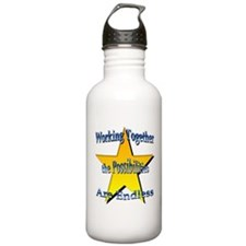 Possibilities Are Endless Stainless Water Bottle 1
