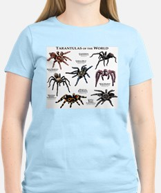 Tarantulas of the World T-Shirt