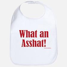 What An Asshat! Bib