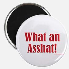 What An Asshat! Magnet