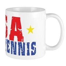 USA Table Tennis Mug