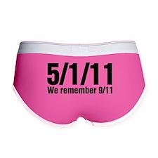 We Remember 9/11 Women's Boy Brief