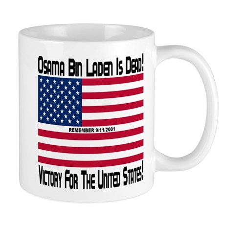 Osama bin Laden Is Dead Mug