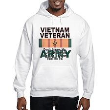 Vietnam Veteran Army Hoodie