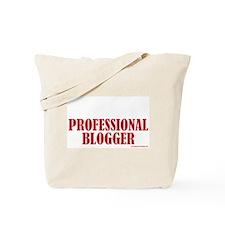 Professional Blogger Tote Bag