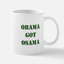 Obama Got Osama - Bin Ladin Mug