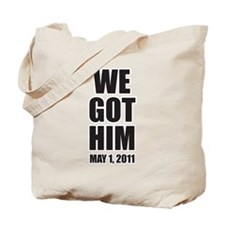 Cool We got osama Tote Bag