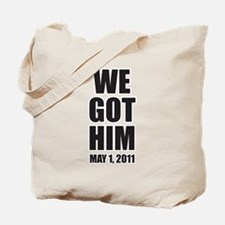Cute We got osama Tote Bag