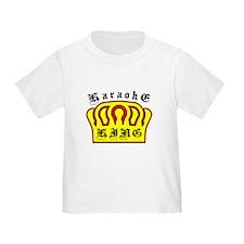 Karaoke King T