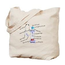 Respiratory Therapists XX Tote Bag