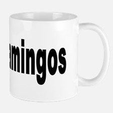 I Love Flamingos Mug