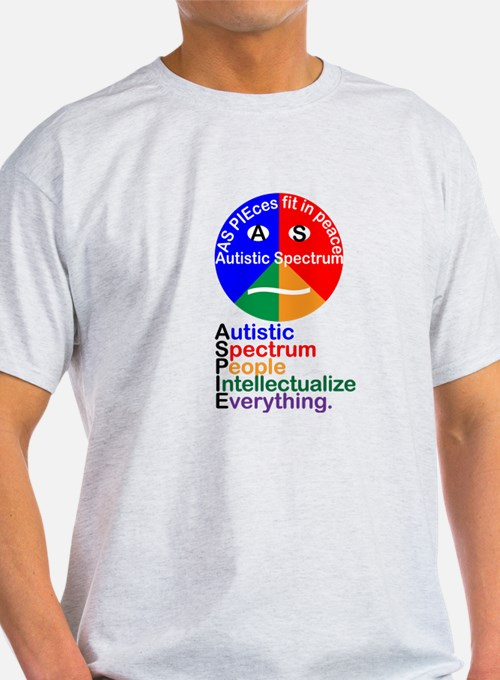 Autistic Spectrum T-Shirt