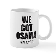 Cool We got osama Mug
