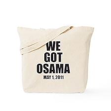Unique We got osama Tote Bag