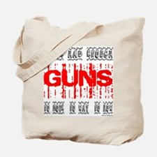 ENOUGH GUNS Tote Bag